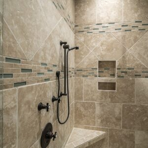 duchas de agua caliente